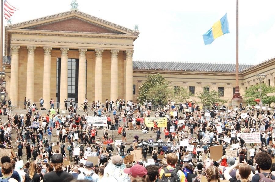 protests in philadelphia