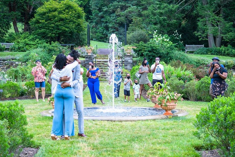 Morris Arboretum proposal