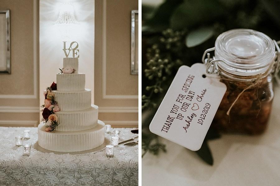 Springfield Country Club wedding