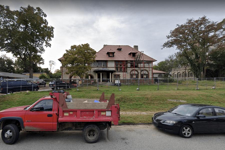 germantown carriage house for sale tulpehocken street mansion