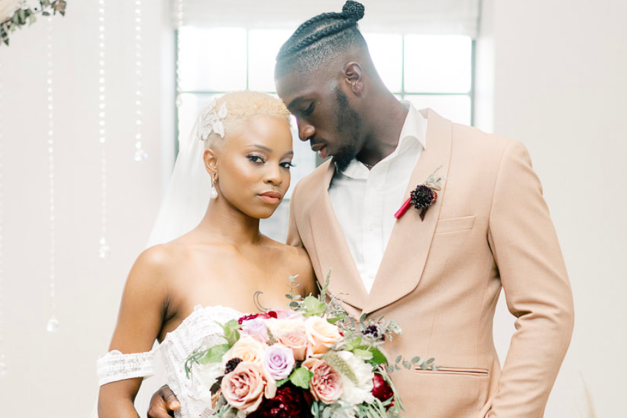 Black Philadelphia-area wedding beauty pros