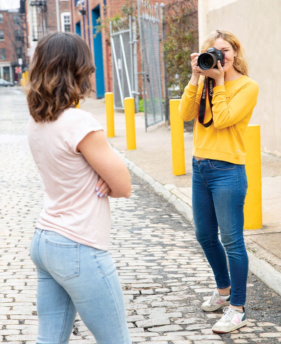 Where to Find a Talented Headshot Photographer in Philadelphia
