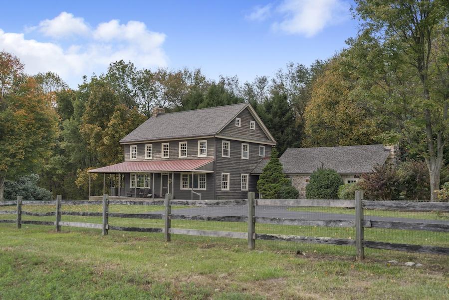 cochranville farmhouse for sale