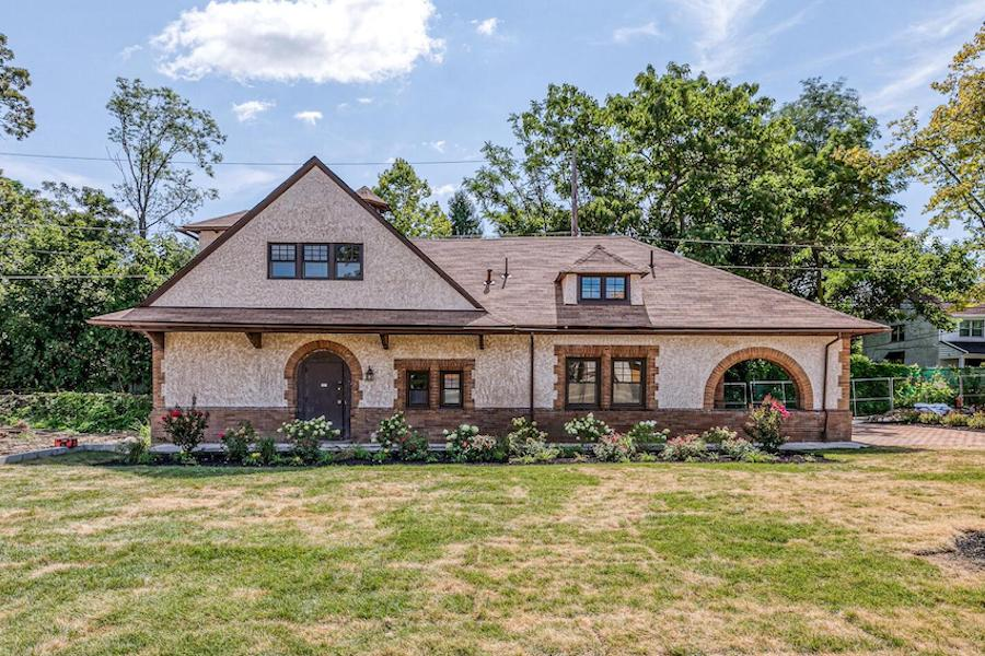 germantown carriage house for sale exterior front