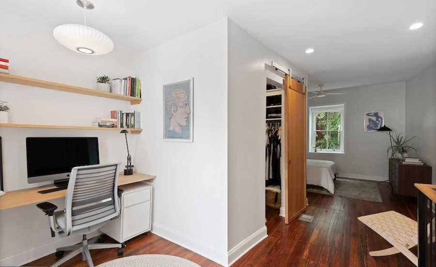 primary suite home office