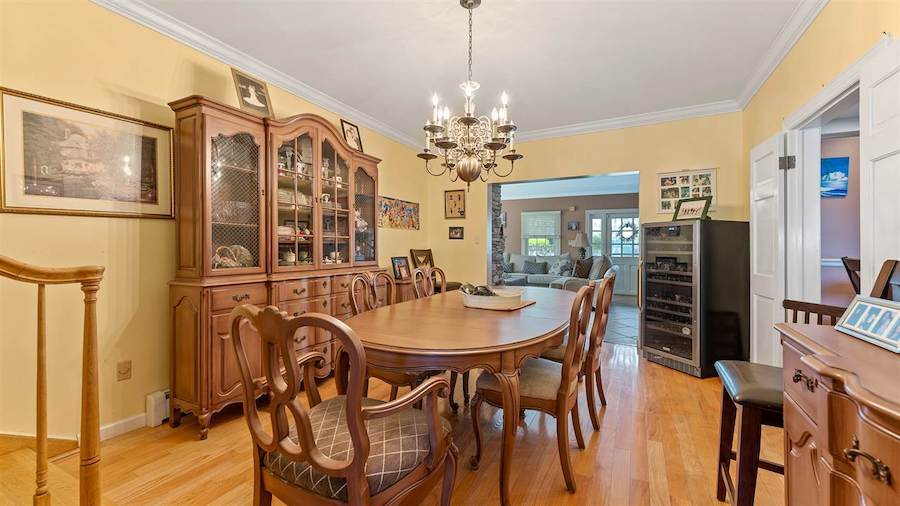 wildwood victorian house for sale dining room