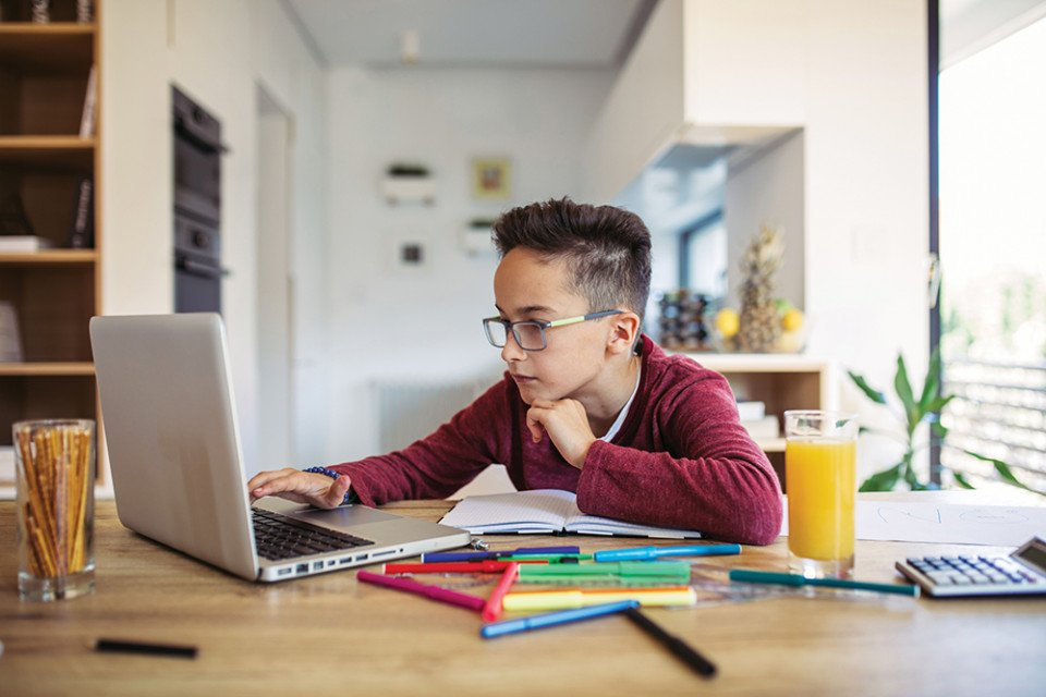 private schools remote learning