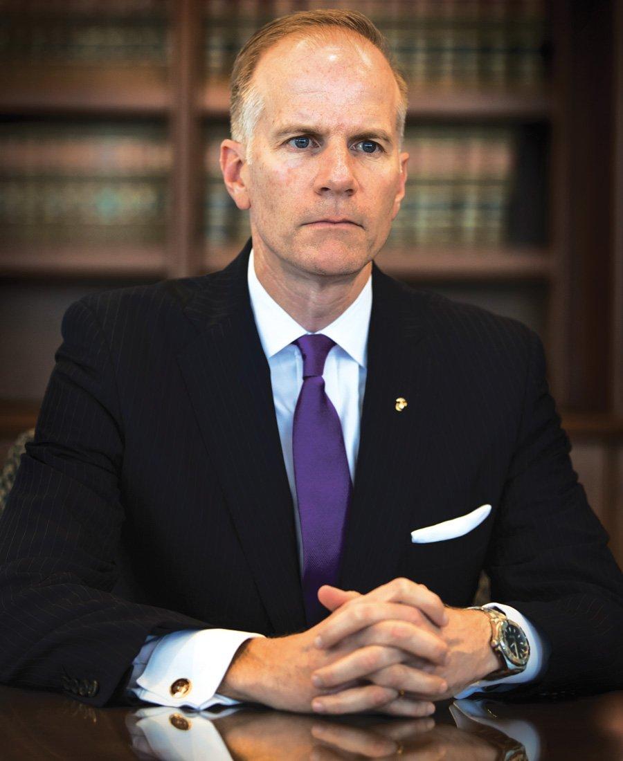 bill mcswain