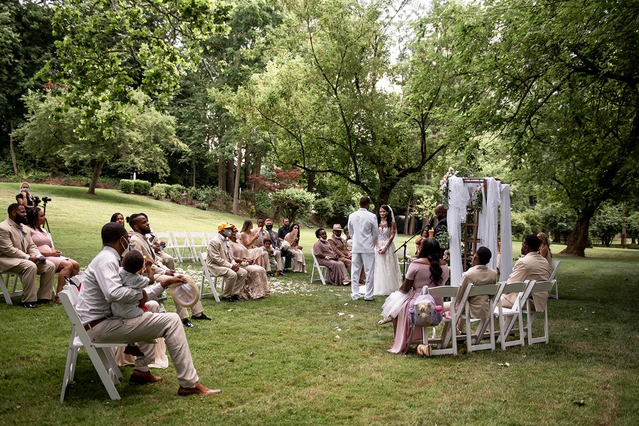 Riverdale Manor wedding