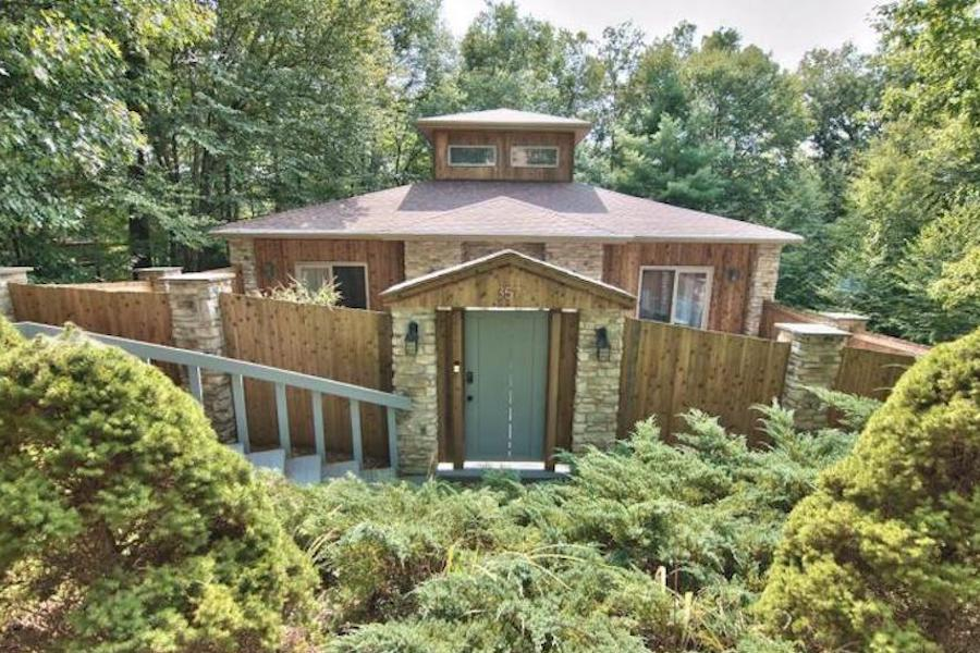 house for sale east stroudsburg contemporary exterior front