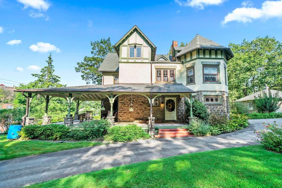 germantown victorian house for sale exterior front