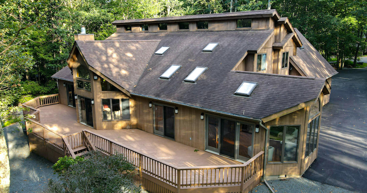 Hemlock Farms Contemporary House For Sale In Lords Valley