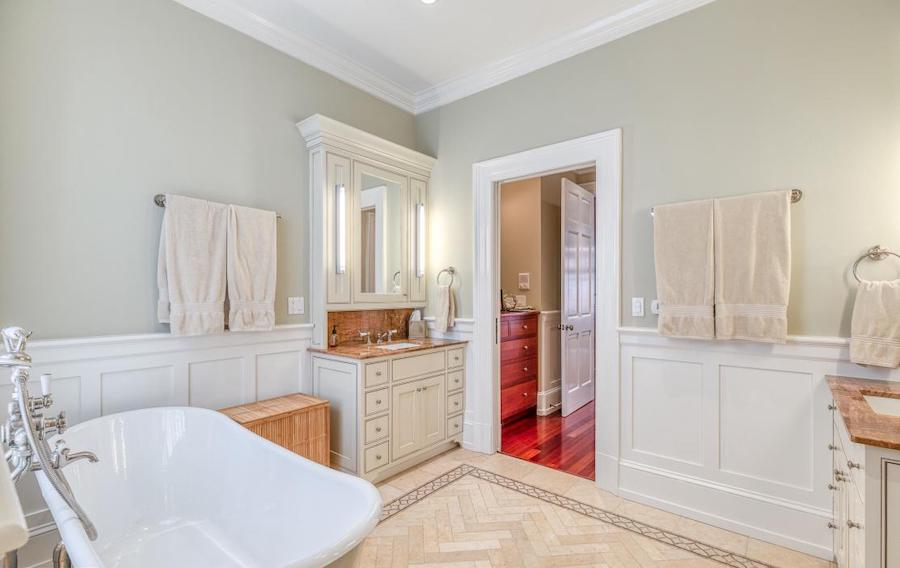 house for sale rittenhouse renovation primary bathroom