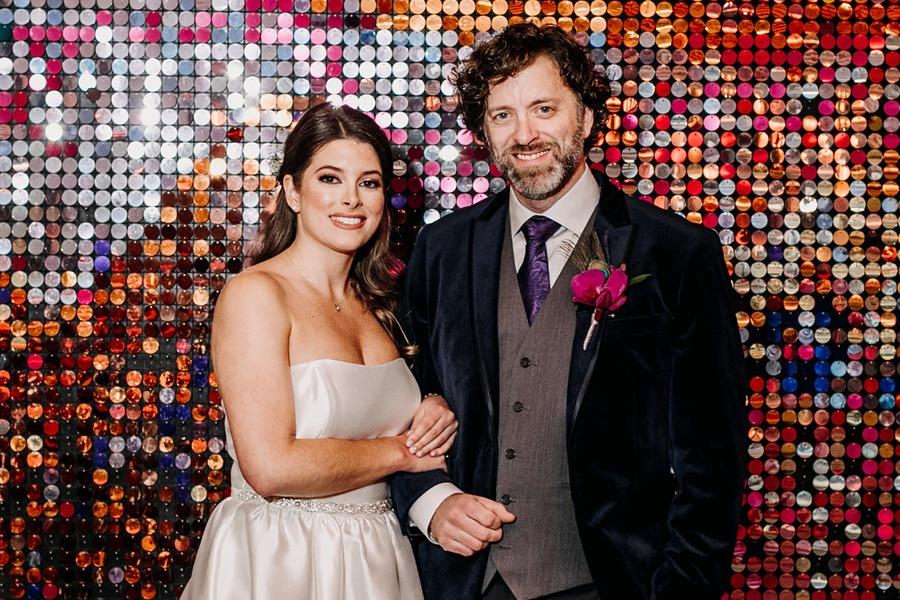 Mariage à l'Université des Arts