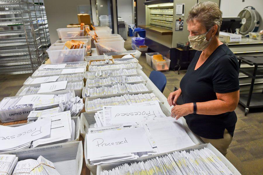 pennsylvania mail-in ballots