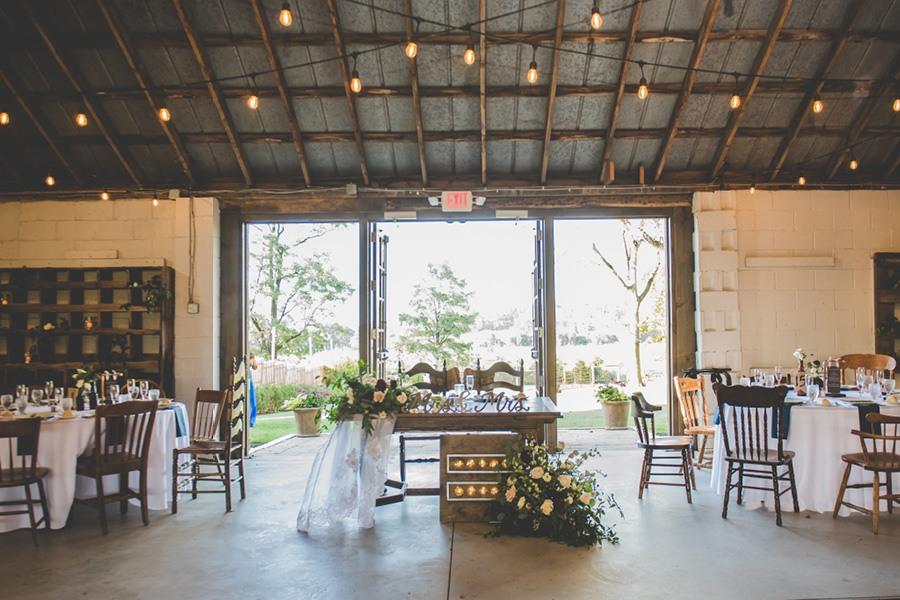Johnson's Locust Hall Farm wedding