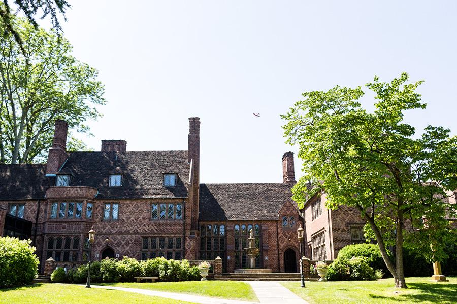 Aldie Mansion
