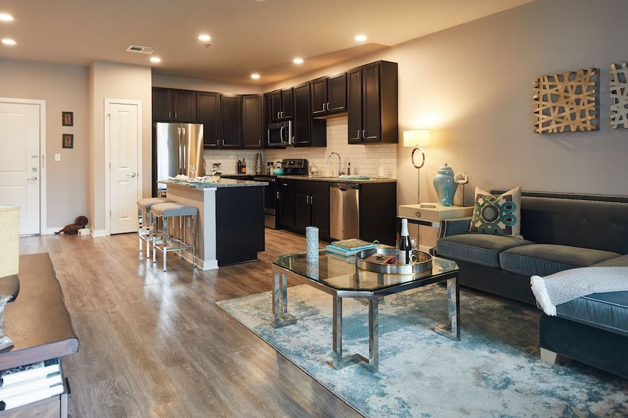 biggest apartments for rent philadelphia station at willow grove model unit