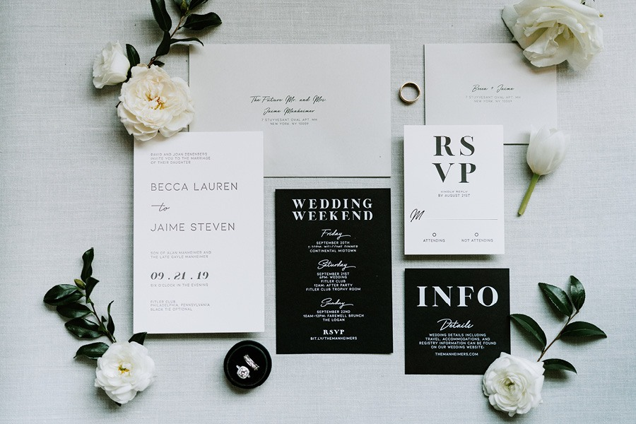 Fitler club wedding