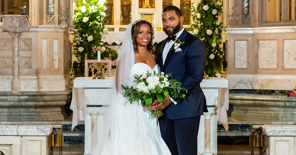 Why This Philly Couple Wanted to Get Married...