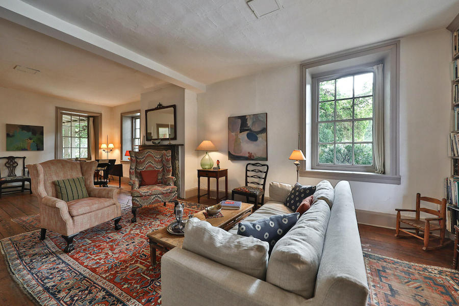 house for sale germantown michael billmeyer house living room