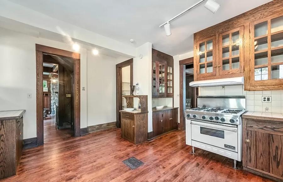 house for sale mt arlington craftsman kitchen