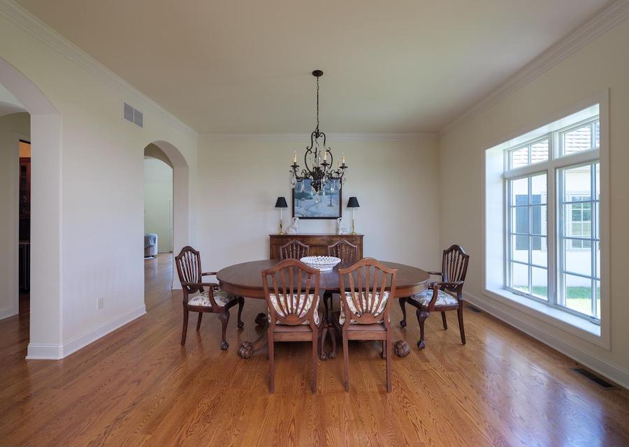 house for sale new hope norman dining room