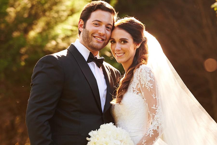 Highland Mansion wedding