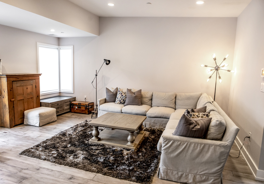 fourth-floor living space