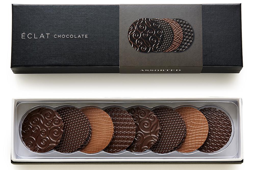 Éclat Chocolate Assorted Mondiants