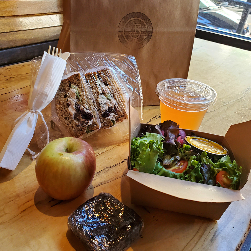 front street cafe boxed lunch