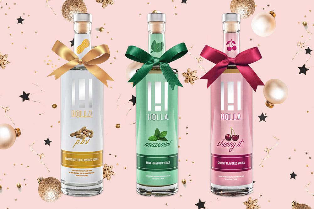 holla spirits holiday 3 pack
