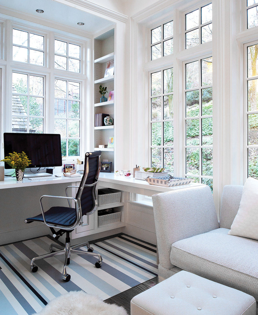 spare room home office