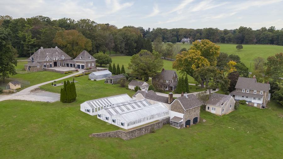 house for sale berwyn estate farm nursery and stable