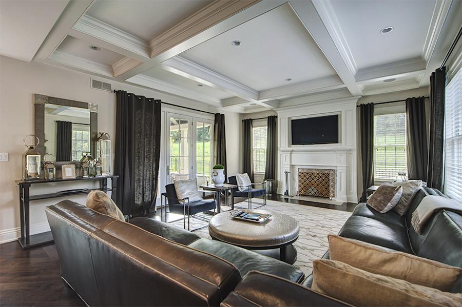 indoor family room