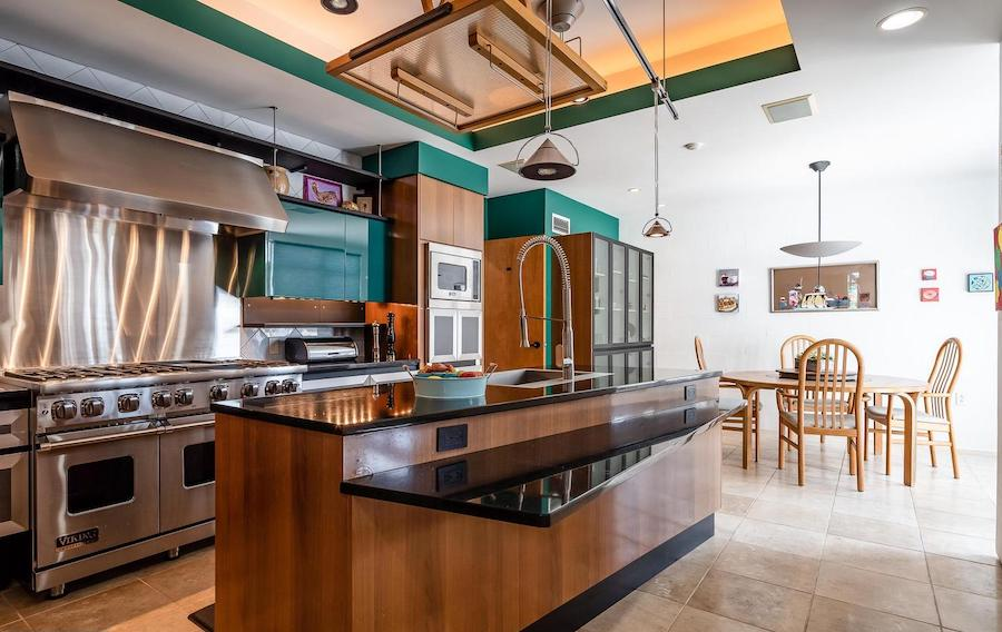 house for sale West Chester modern farm kitchen