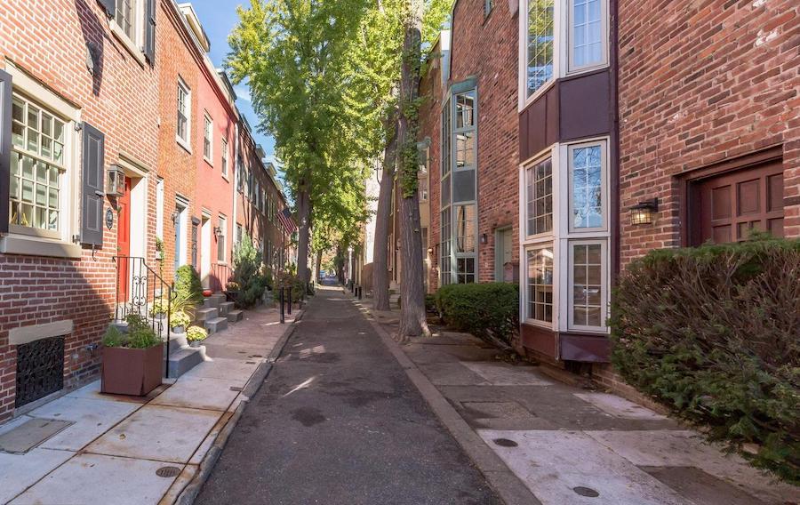 400 block South Camac Street