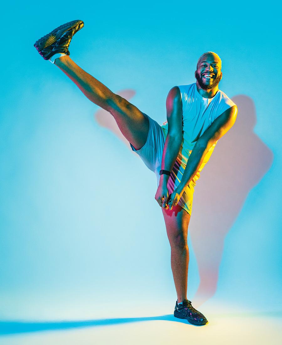 Mike Watkins Founder of Festive Fitness & Wellness