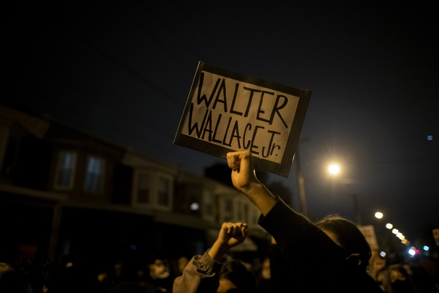 walter wallace body cam footage released