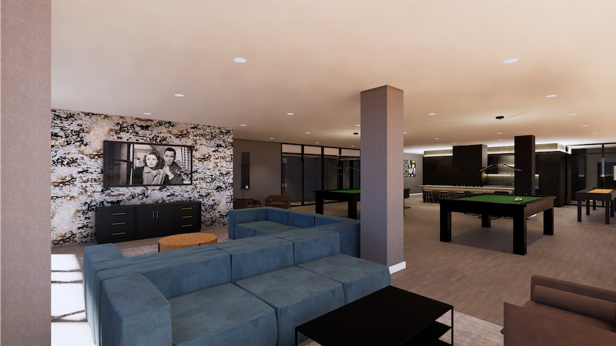 broadridge apartment preview main resident lounge