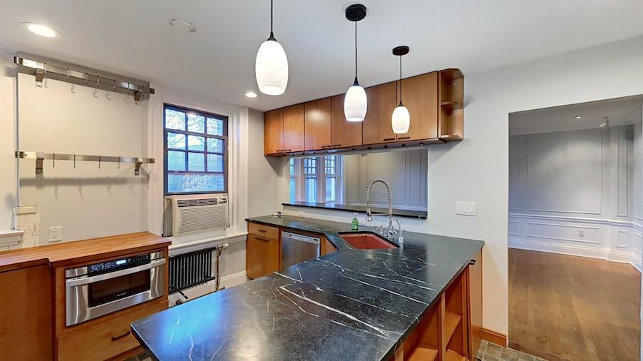 condo for sale garden court updated condo kitchen