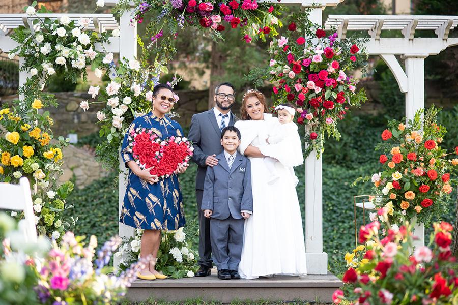 Pomme free wedding event