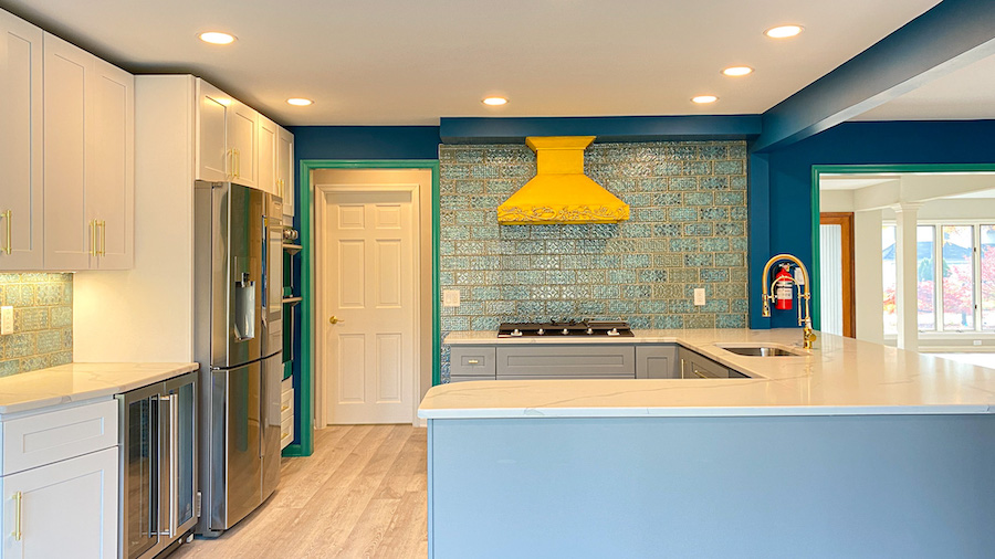 house for sale cherry hill contemporary kitchen