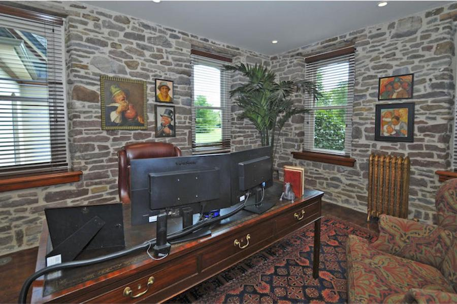 house for sale Norristown victorian study