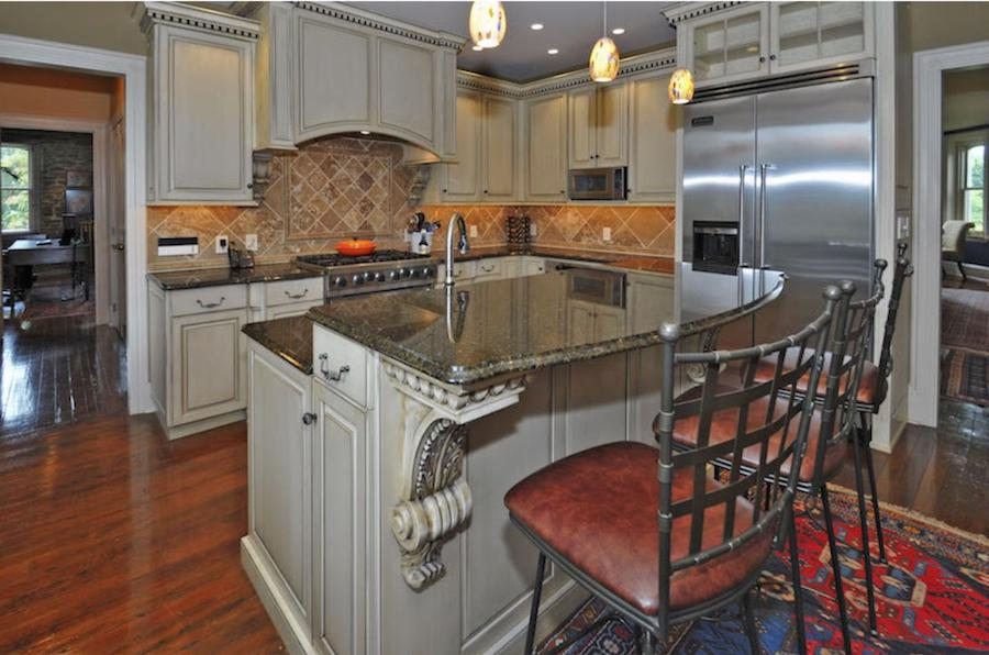 house for sale Norristown victorian kitchen