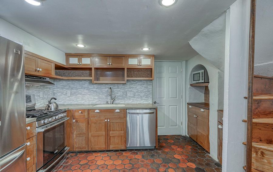 house for sale queen village expanded trinity kitchen