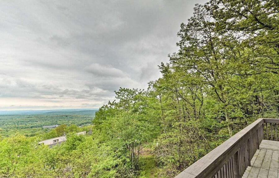 house for sale tannersville contemporary view to east