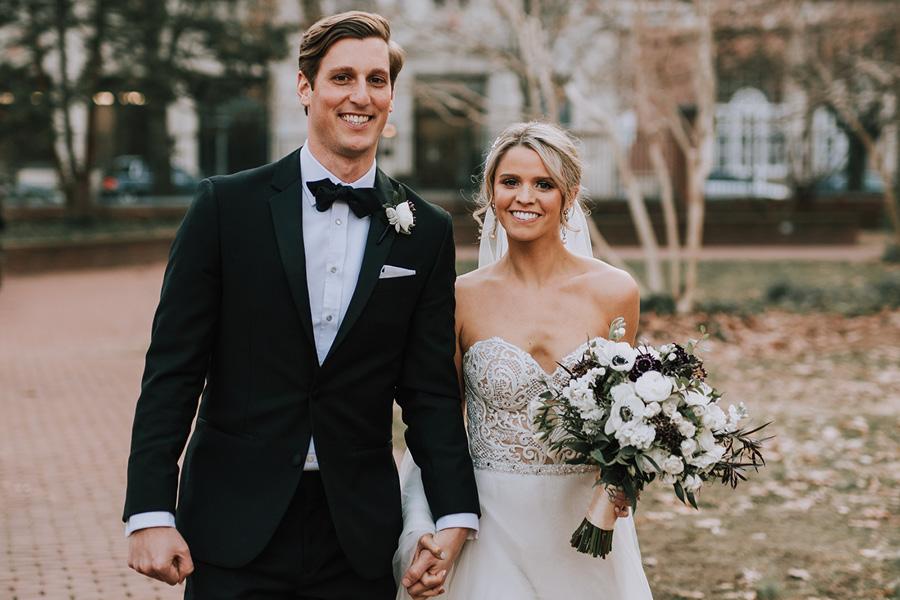 Mariage à l'hôtel Four Seasons Philadelphia