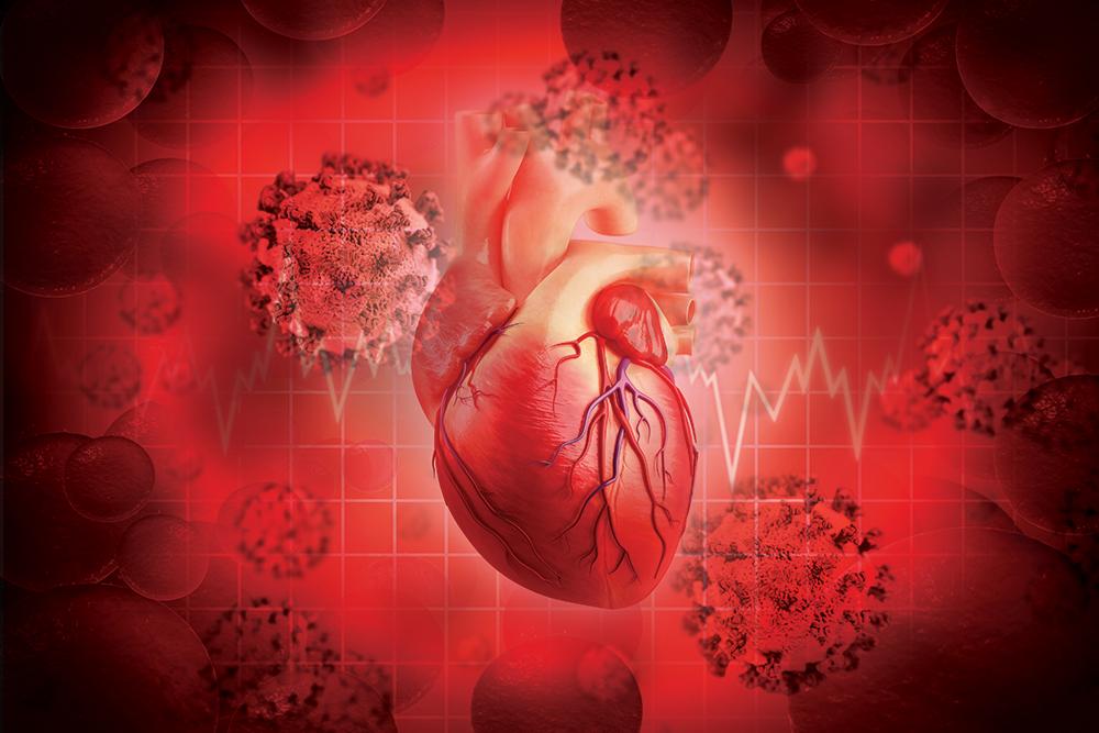 covid-19 heart effects