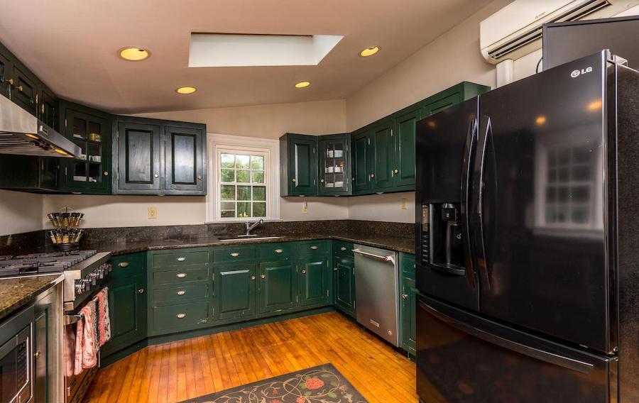 house for sale Doylestown Gothic revival kitchen